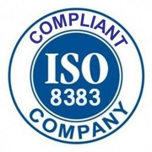 MR Elevator is certified ISO 8383 compliant